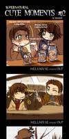 Supernatural+Cute Moments 02