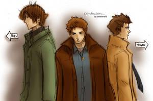 Supernatural+crossroad by xanseviera