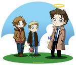Supernatural+while waiting...