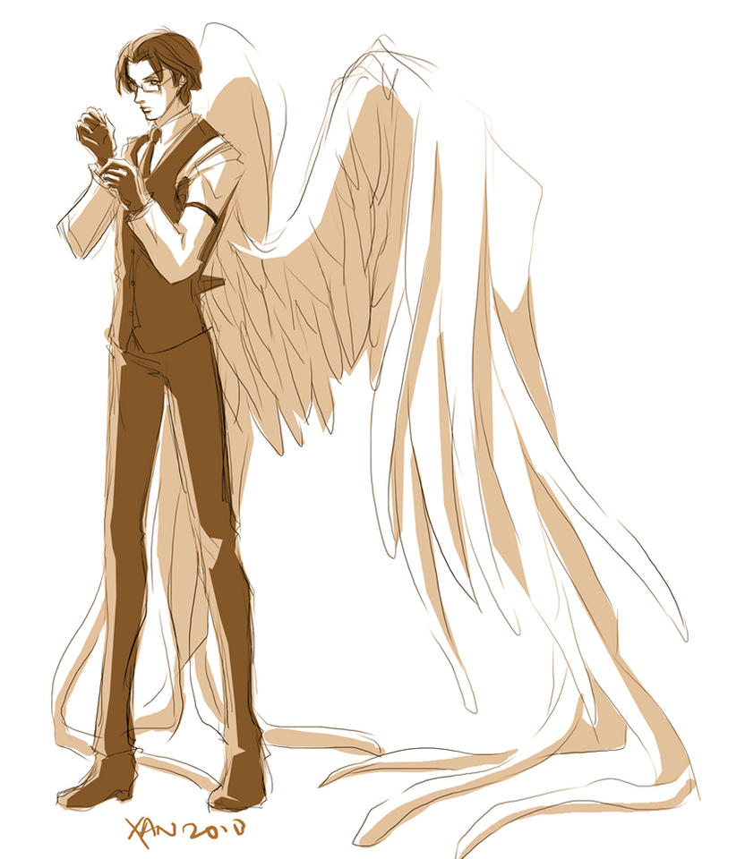 Supernatural+someone's Angel By Xanseviera On DeviantArt