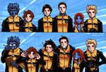 X-Men First Class+Half the man
