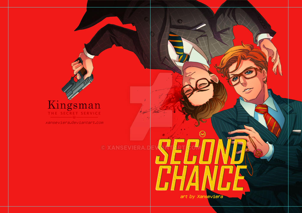 Kingsman+Second Chance by xanseviera