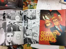 Kingsman + Second chance upclose