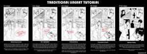 Traditional comic tutorial