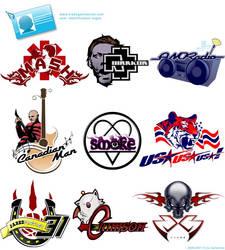 User Identifcation Logos. by exr22