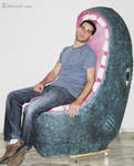 Design Monster's Mouth couch