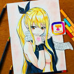Lucy art done