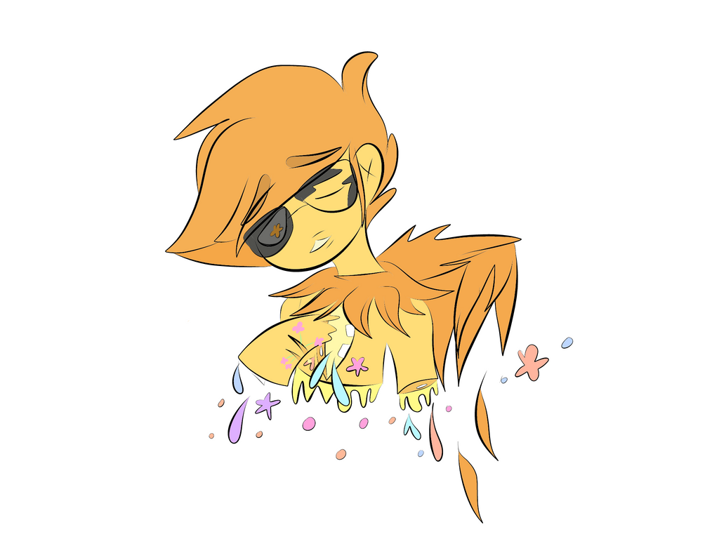 Pastel Gore Davesprite by Bunny-Sweet