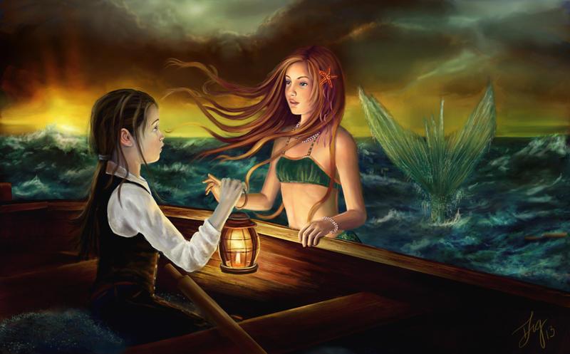 The-Little-Mermaid by FreyjaSig