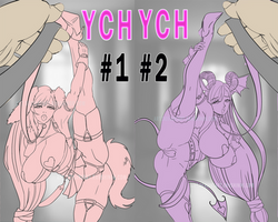 YCH #23 and #24 AUCTION OPEN by ranshin06