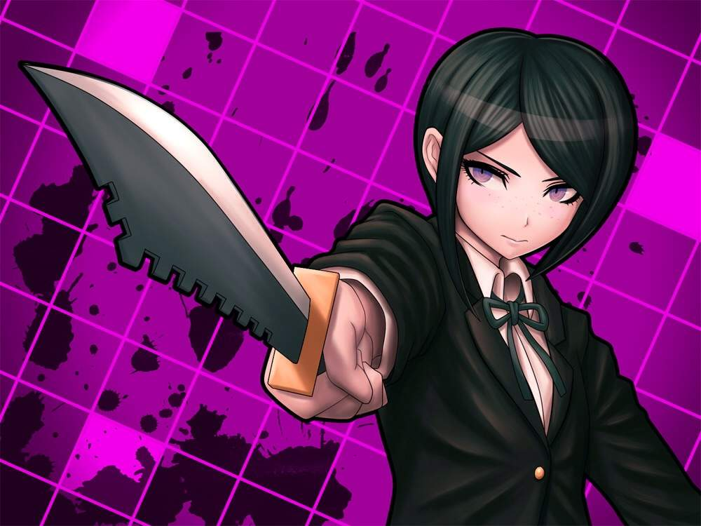 Mukuro Ikusaba is Bae by SuperSaiyanRose2468