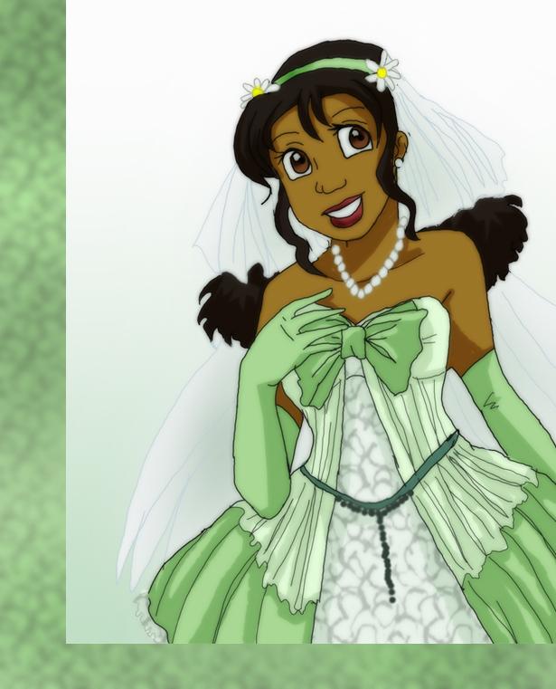 Princess Tiana Art: Disney Princess Tiana By Nishi06 On DeviantArt