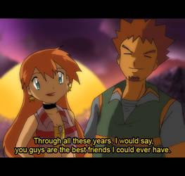 Pokemon Legends:  how touching by Nishi06