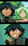pokemon Legends: Ill save you