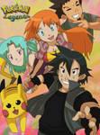 Pokemon Legends: the gang