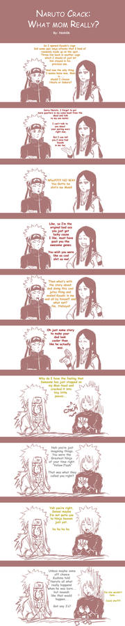Naruto Crack: What mom really