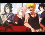 team 7: road trip