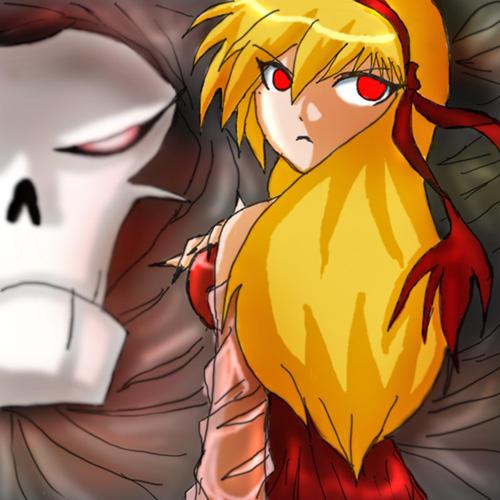 Grim Tales Fanart by Nishi06