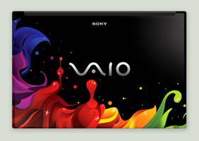 colorful_sony vaio winner by starfantazy