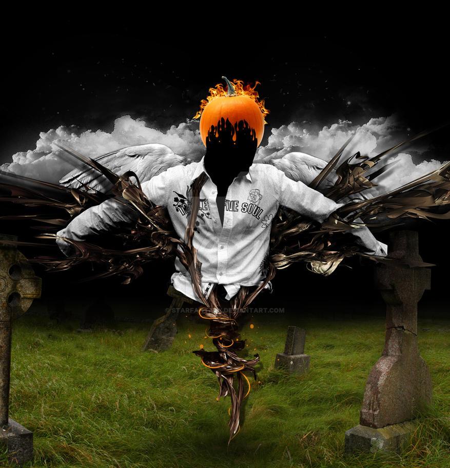 Limbo Scarecrow by starfantazy