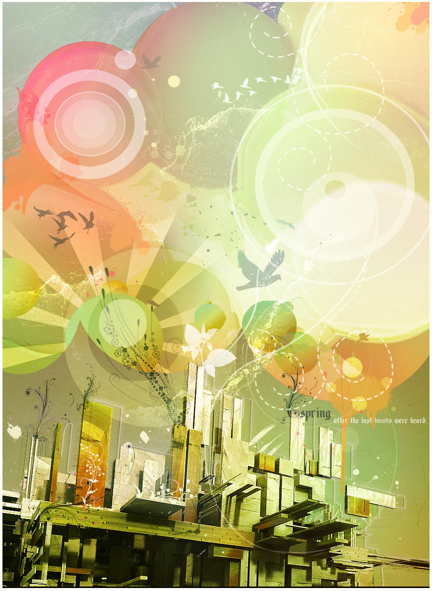 nuclear spring by starfantazy