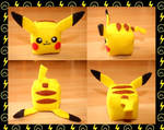 Nell's Pikachu Cube (Sold)