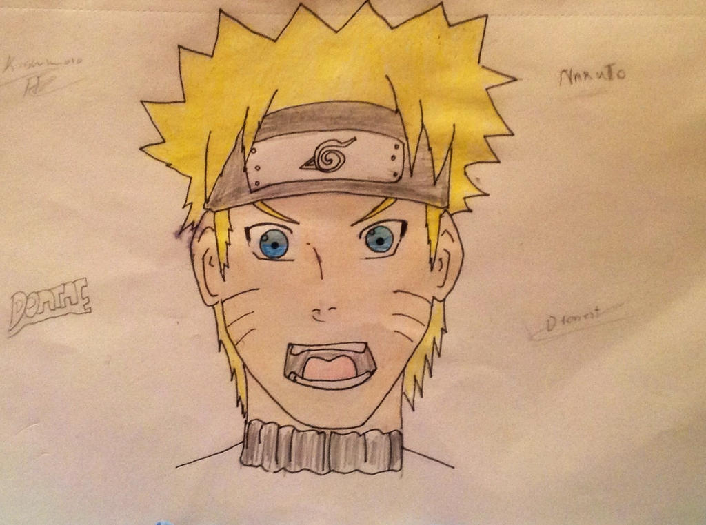 Naruto by dontae4567890