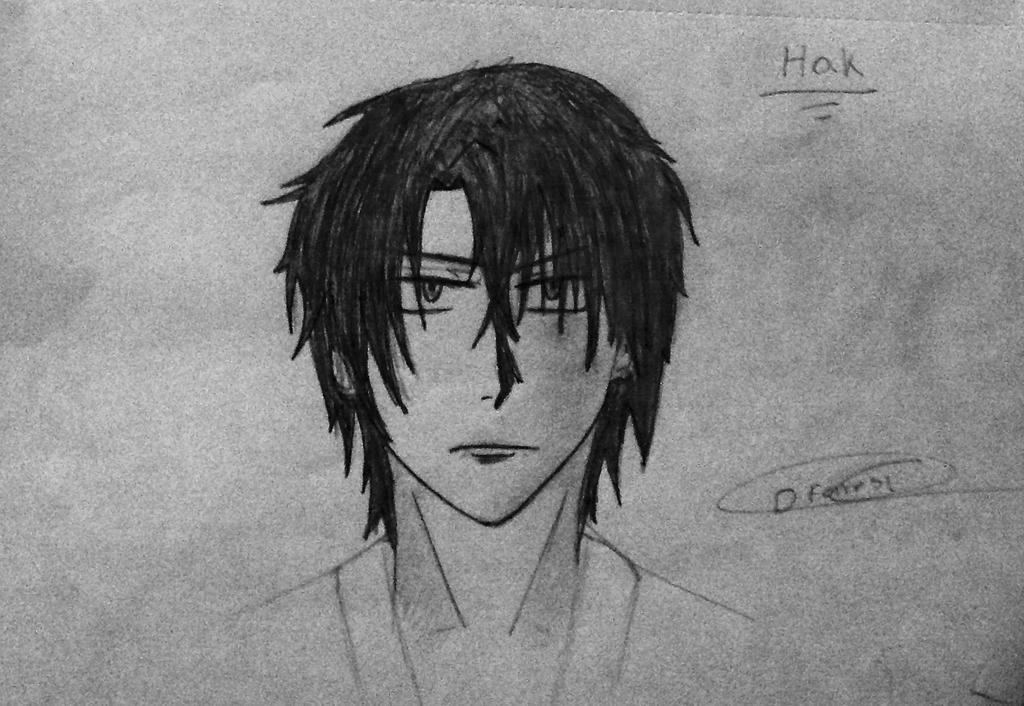 Hak from Akatsuki no Yona by dontae4567890