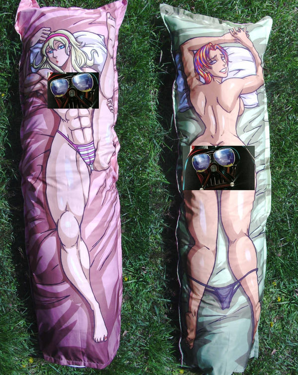 Blondie and Pers - Daki by WAfan