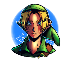 LOZ OOC | Child Link by Nevalone
