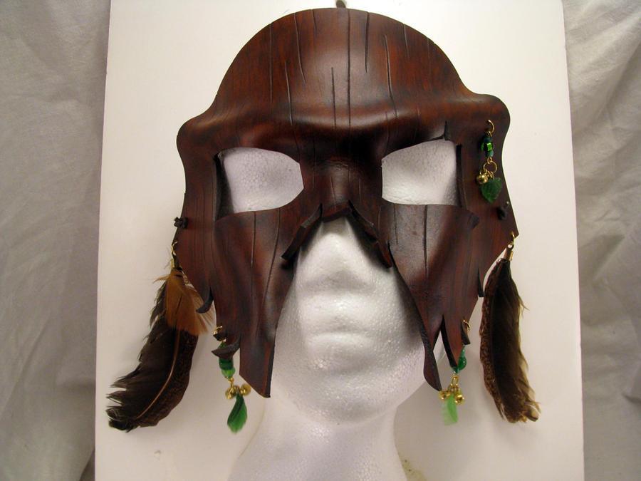 Jeweled hunter mask by wyldharrt