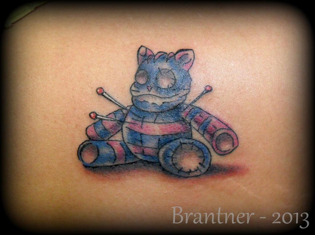 Twenty dollar stuffed cat by brantnertattoo74 on deviantart for 20 dollar tattoos