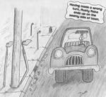 Rusty's Wrong Turn