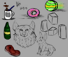 Sketch Page 7