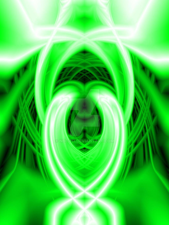 Deviantart Wallpaper Abstract Green