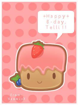 +Happy Birthday, Christelli+