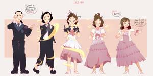 [C] TG A Wedding! by Lali-yah