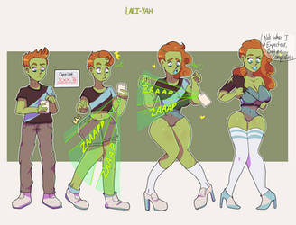 [C] TG Sequence Txt Msg! by Lali-yah