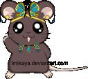 TransformHamtaro mini by imikaya