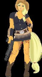 Soldat x Applejack