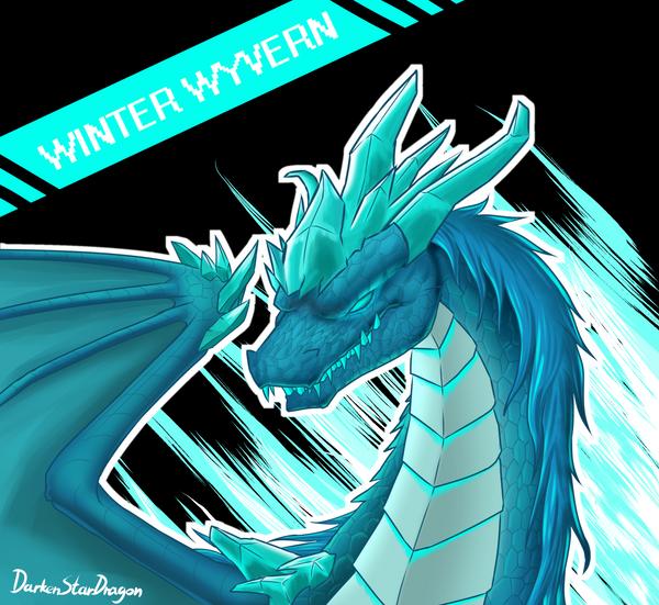 dota 2 winter wyvern by darkenstardragon on deviantart
