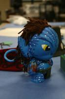 How To Make An Avatar Munny by Jon-Markovski