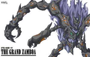 The Grand Zamboa by ayyk92