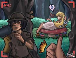 Fairy Hunting by ayyk92