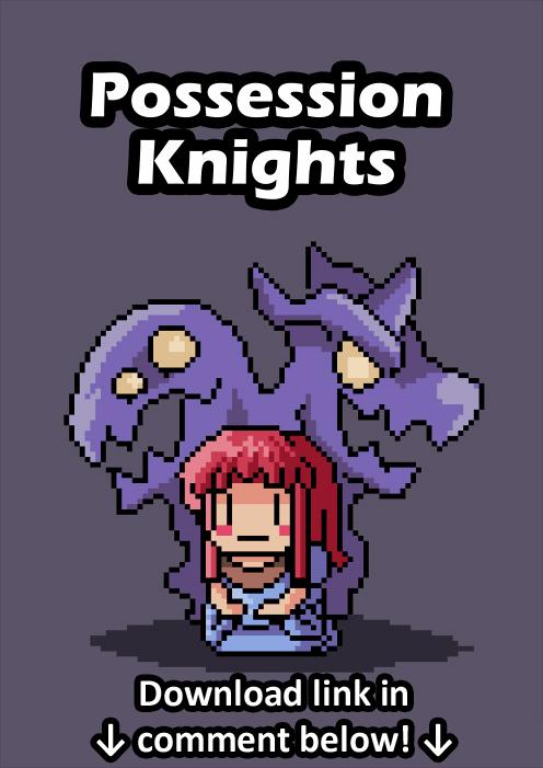 Possesion Knights [COMIC] by ayyk92