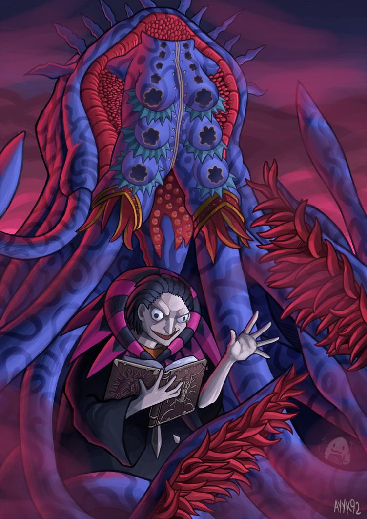 Fate/Zero Caster by ayyk92