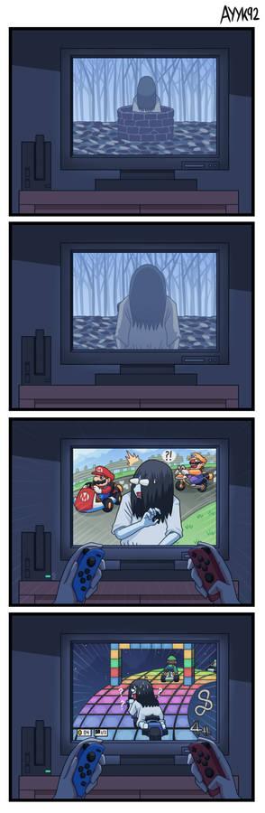 Sadako Kart
