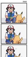 Pikachu Evolves