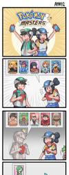 Pokemon Masters by ayyk92