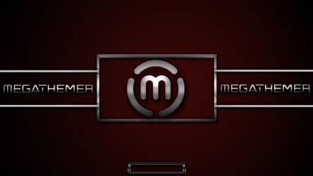 Metalic MegaThemer Logon by TerminatoR by IshhMam